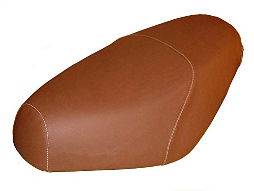 Genuine Buddy 50 125 150 170i Scooter Cheeky Seats Premium Cinnamon Seat ()
