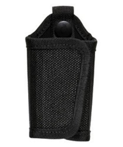 (Bianchi Accumold 7316 Black Silent Key Holder with Hook and Loop Closure)