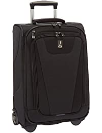 "Maxlite 4 22"" Expandable Rollaboard Suitcase, Black"