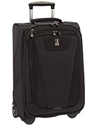 Travelpro Maxlite 4 22 Inch Expandable Upright, Black, One Size