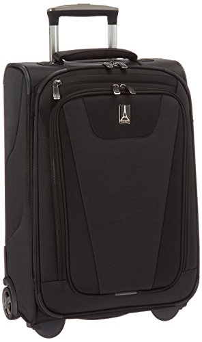 Travelpro Maxlite 4 Expandable  Rollaboard 22 Inch Suitcase  Black