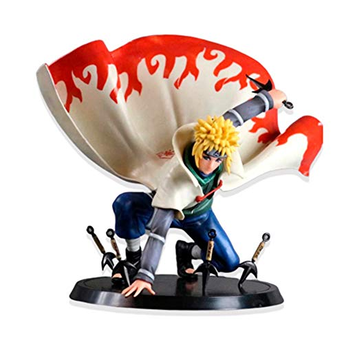 HomMall Naruto Shippuden Action Figure Anime Characters Collectible PVC Figure Toy( H02)