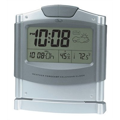 UPC 086645001961, Chass Weather Forecaster Clock