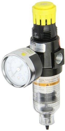 parker-14e15b18gc-one-piece-filter-regulator-1-4-npt-polycarbonate-bowl-auto-drain-5-micron-18-scfm-