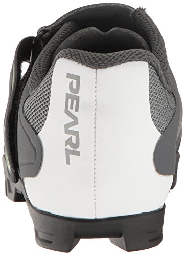 Pearl Izumi Vrouwen W All-road V4 Wielerschoen Wit / Shadow Grey