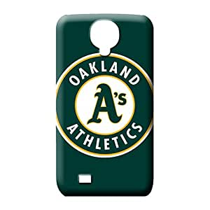 samsung galaxy s4 Heavy-duty PC Awesome Look cell phone carrying cases oakland athletics mlb baseball