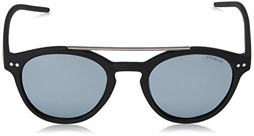 Sol 6030 PLD Polaroid Matt 50 de Pz Negro Adulto Unisex Gafas EX Greyslv Black S Fl 003 pUqwF