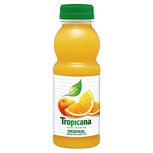 Tropicana Zumo de naranja 300ml original (paquete de 8 x 300ml)
