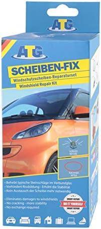 Atg Scheiben Fix Scheiben Reparaturset Autoscheibe Windschutzscheibe Steinschlag Reparatur Set 17 Tlg Auto