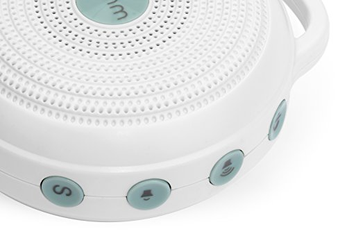 Marpac Rohm Portable White Noise Sound Machine, Electronic, White, 3.7 Ounce by Marpac (Image #8)