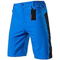 Tomshoo Mens Baggy Cycling Shorts