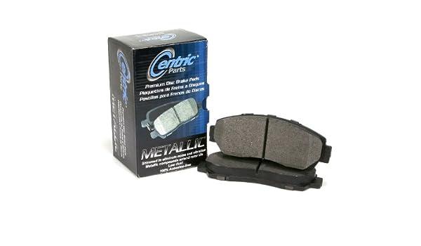 Front + Rear Max Performance Metallic Brake Pad 1997-2001 Integra Type R
