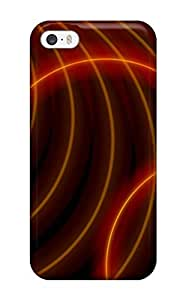 Awesome Case Cover/iphone 5/5s Defender Case Cover(shapes Abstract)