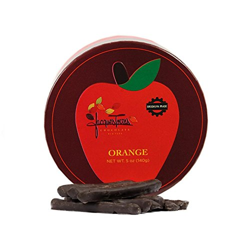 Chocolate Orange Peel Covered (NY Collection Chocolate Covered Orange Peels)