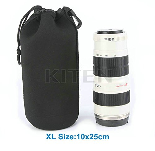 4X-Neoprene-DSLR-Camera-Lens-Soft-Protector-Carry-Pouch-Bag-Case-Set-S-M-L-XL