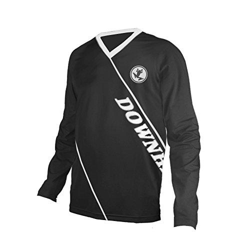 Uglyfrog Downhill Jersey Motorbikes Protective Clothing Long Sleeve Winter Fleece Warm Cycling Shirt from Uglyfrog