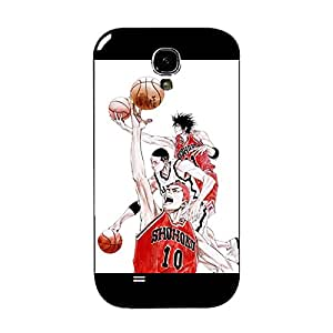 Slam Dunk Phone Case Cartoon Design Personality Plastic Samsung Galaxy S4 I9500 Face