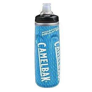 CamelBak Podium Chill Insulated Water Bottle, 21 oz, Cobalt