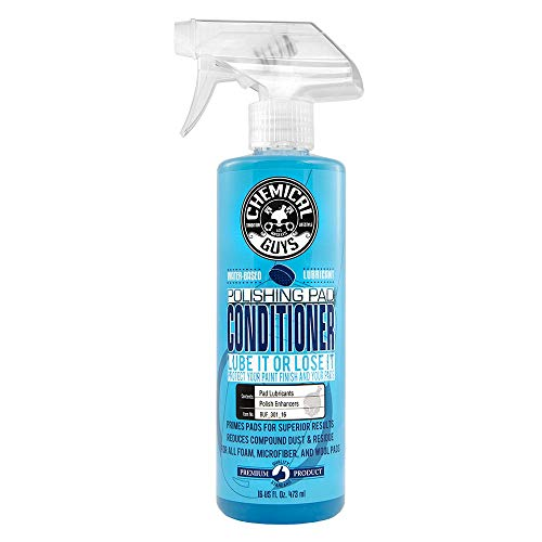 Chemical Guys BUF_301_16 Polishing and Buffing Pad Conditioner (16 oz) | ⭐️ Exclusive