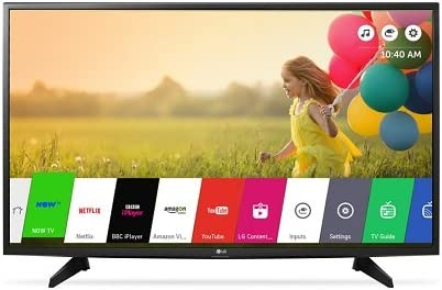 LG 49lh570 V TV LED 49 Full HD Smart Wi-Fi: Amazon.es: Electrónica