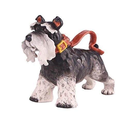 Blue Sky Ceramic Terrier Dog Teapot, 11.5 x 5.5 x 9