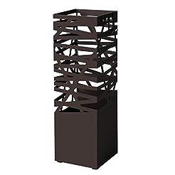 SONGMICS Metal Umbrella Stand Rack, for ...