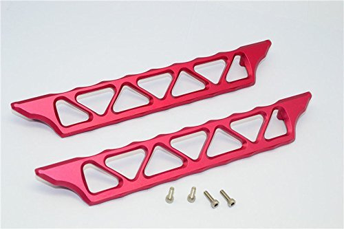 For Traxxassss 1/5 6S & 8S RC Car 77076-4 77076-4 77076-4 Aluminum Side Trail Bar- 1PC Replace 7723 ROT b9dfd5