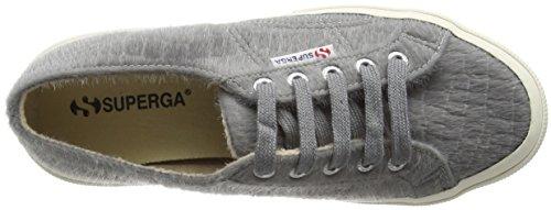 Superga Unisex-Erwachsene 2750 Synthorsew Sneaker Grau (004 Grey)
