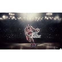 XXW Artwork Chris Paul Poster Basketball player/Point guard/Prints Wall Decor Wallpaper