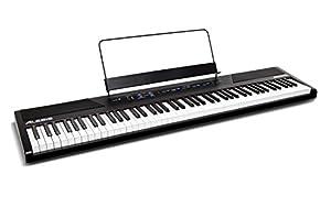 Alesis Recital - 88-Key Beginner Digital Piano/Keyboard