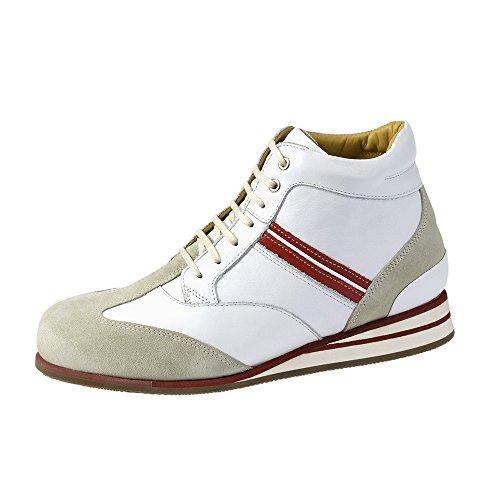 blanco Sandalias Shoes con mujer 3640 PiedroPiedro Sports Womens cuña qZxznRP