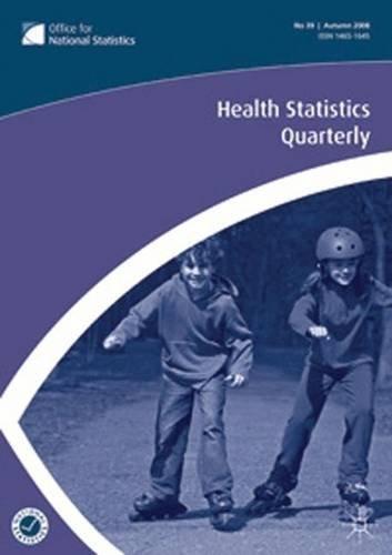 Read Online Health Statistics Quarterly (No. 40) ebook