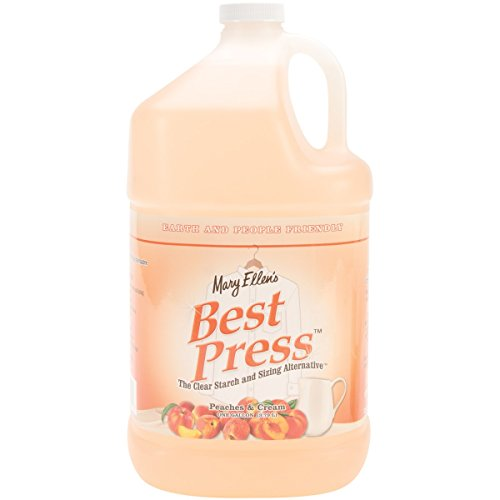 Mary Ellen Products 60132 Best Press Peaches and Cream Spray Starch for Ironing by Mary Ellen Products