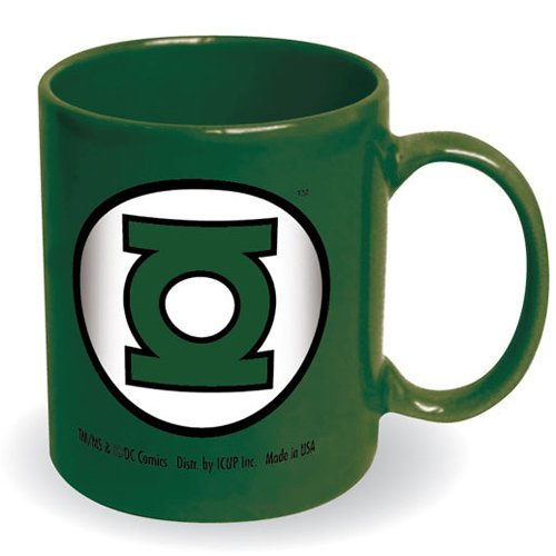 DC Comics Green Lantern Coffee Mug