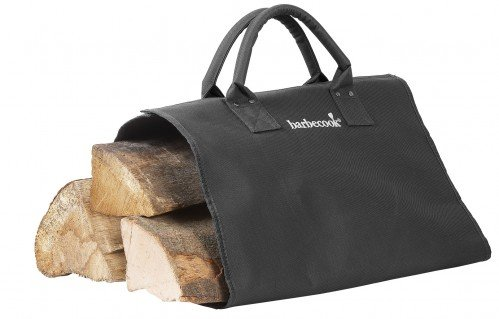 Saey Home & Garden Barbecook 223.9740.000 Firewood Carry Bag Standard Grey
