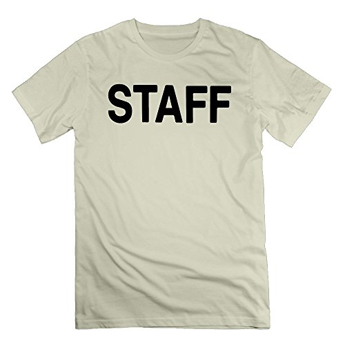 Richard Lyons Men's Staff Particular Tee Natural M