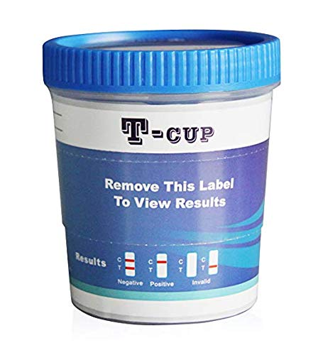Image of 25 Pack of 14-Panel Drug Testing Kit Test For 14 Different Drugs Instantly Clinical Diagnostic Test Kits