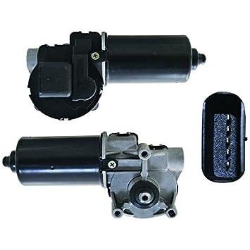 Partes reproductor nuevo parabrisas limpiaparabrisas motor para Ford Focus 00 - 07 227066 2 m5z17508aa 2 m5z17508ab: Amazon.es: Coche y moto
