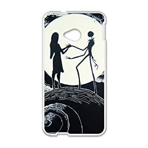 QQQO sally jack Phone Case for HTC One M7