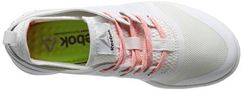 Escursionismo carotene Reebok Bd2229 white Scarpe Pink Donna stellar Bianco Da tqz1qwrg