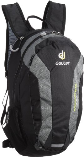 Deuter Speed Lite 15 - Ultralight 15-Liter Hiking Backpack, Black/Titan, 15 Liter