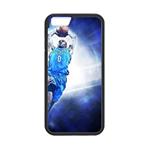 iPhone 6 Plus 5.5 Inch Cell Phone Case Black Russell Westbrook llcs