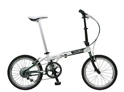Dahon Speed P8 Frost Folding Bike Bicycle 8 Speed
