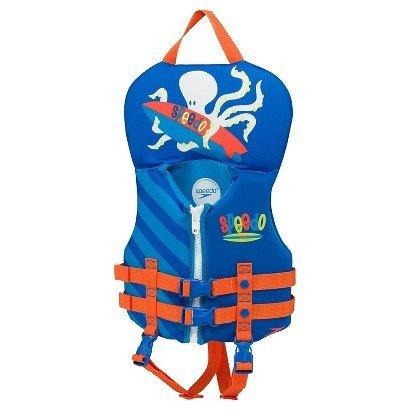 最初の  Speedo Infant Octopus Neoprene Personal Flotation Device Life Life by Jacket Blue Orange Octopus by Speedo B01FMU3SCE, ニカホマチ:6a3b294c --- a0267596.xsph.ru