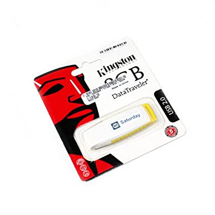 KINGSTON DATATRAVELER G3 8GB DESCARGAR DRIVER