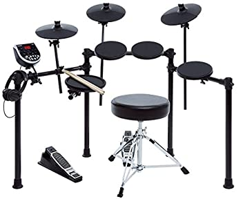 Alesis Burst Kit Electronic Drum Kit Bundle - Amazon Argentina