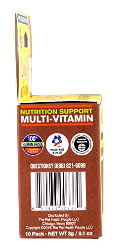 Image of Licks Cat Multi-Vitamin Supplements - 10-use