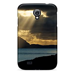 Ultra Slim Fit Hard MtWilliams Case Cover Specially Made For Galaxy S4- Beautiful Sunshine