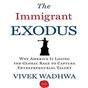 The Immigrant Exodus Audiobook