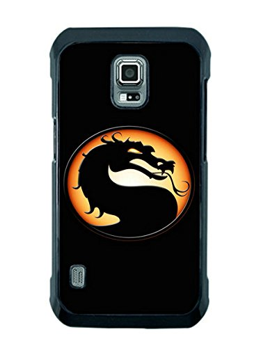 Dragons Mortal Kombat Logo Samsung Galaxy S5 Active Phone Case,Fashion Look